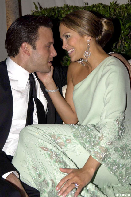 Jennifer Lopez & Ben Affleck - Jennifer Lopez opens up on Ben Affleck heartbreak - Celebrity News - Marie Claire