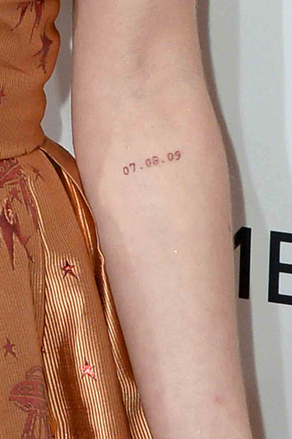15 of the cutest celebrity tattoos ever her campus