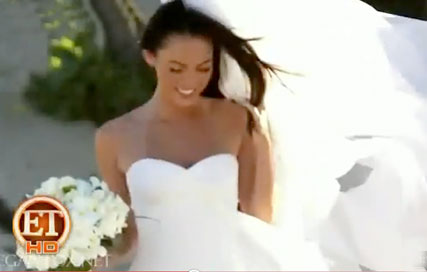 Megan Fox -PICS! Megan Fox's gorgeous wedding photos - Celebrity News - Marie Claire