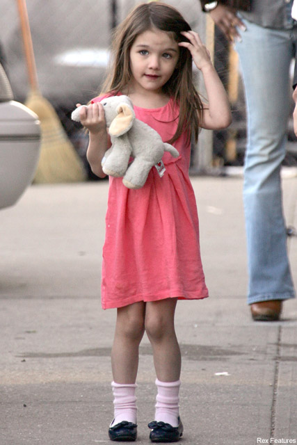 Suri Cruise - Cameron Diaz talks playtime with Suri - Tom Cruise - Tom Cruise Cameron Diaz - Cameron Diaz Suri Cruise - Tom Cruise Katie Holmes - Knight and Day - Celebrity News - Marie Claire