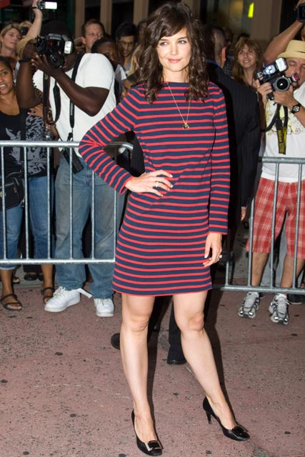 Katie Holmes at the The Extra Man premiere