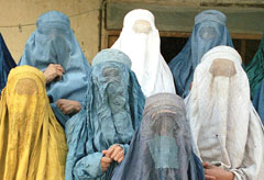 Afghan Women - World News - Marie Claire