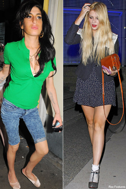 Amy Winehouse and Mischa Barton - Amy Winehouse and Mischa Barton?s in Camden confrontation - Amy Winehouse - Mischa Barton - Hawley Arms - Celebrity News - Marie Claire