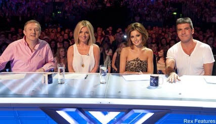 Cheryl Cole - Cheryl Tweedy - The claws come out at X Factor auditions, as judges take a pop at Cheryl - X Factor - X Factor Auditions - Celebrity News - Marie Claire