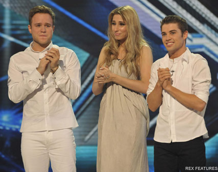 Olly Murs, Stacey Solomon, Joe McElderry - Celebrity News - Marie Claire