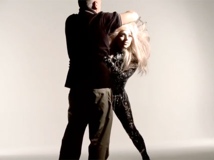 SEE Lady Gaga as you?ve never seen her before - Vanity Fair, shoot, video, behind-the-scenes, Nick Knight, watch, see, Marie Claire, news,