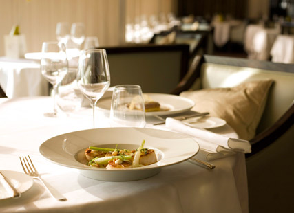 Galvin at Windows - Restaurant Reviews - Marie Claire