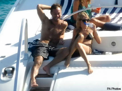 PICS! Jude Law & Sienna Miller holiday on luxury yacht - Ibiza, bikini, pictures, celebrity, Marie Claire,