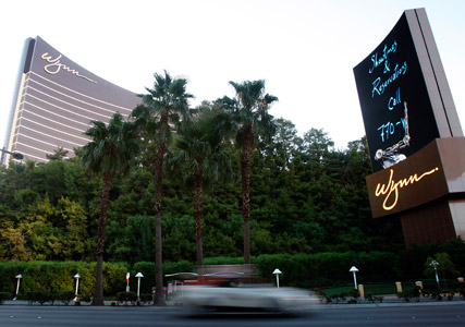 The Wynn Las Vegas - Paris Hilton charged with drug possession - Paris Hilton arrested - Paris Hilton Cocaine - Celebrity News - Marie Claire