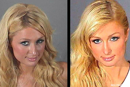 Paris Hilton - Paris Hilton charged with drug possession - Paris Hilton arrested - Paris Hilton Cocaine - Celebrity News - Marie Claire