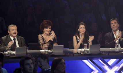 The X Factor - Sharon Osbourne - Sharon Osbourne to return to X Factor - X Factor - Judges Houses - Louis Walsh - Celebrity News - Marie Claire