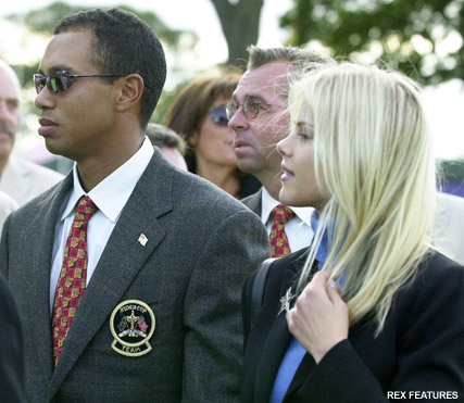 Tiger Woods and Elin Nordegren - Tiger Woods and Elin Nordegren finalise divorce - Tiger Woods - Tiger Woods divorce - Celebrity News - Marie Claire
