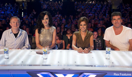 X Factor -Louis Walsh reveals X Factor rows - Celebrity News - Marie Claire