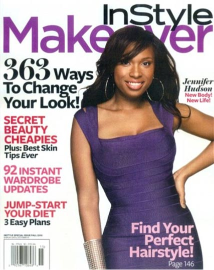 Jennifer Hudson reveals dramatic weight loss - diet