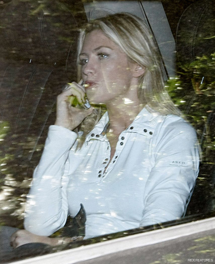 Abbey Clancy - Abbey Clancy expecting? - Abbey Clancy Peter Crouch - Abbey Clancy pregnant - Celebrity News - Marie Claire