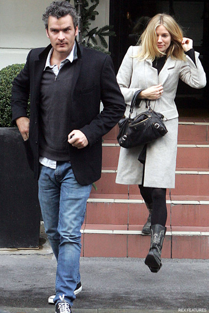 Balthazar Getty and Sienna Miller - Balthazar Getty: Affair with Sienna Miller was a
