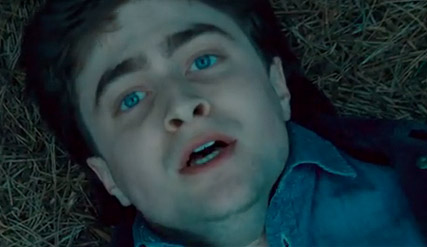 Harry Potter and the Deathly Hallows: I - Harry Potter - Deathly Hallows - Emma Watson - Daniel Radcliffe - Rupert Grint - Deathly Hallows trailer - Deathly Hallows - Celebrity News - Marie Claire