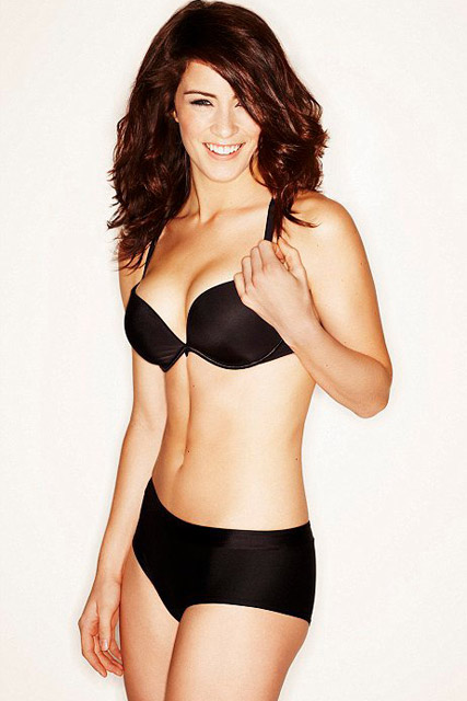 Lucie Jones - X Factor?s Lucie Jones the new face of Wonderbra - Wonderbra - Full Effects Bra - Marie Claire