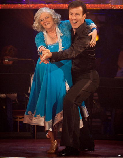 Ann Widdecombe - Strictly Come Dancing - Strictly 2010 - Celebrity News - Marie Claire