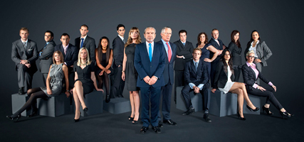 Apprentice star leaves show after brother is injured in Afghanistan
