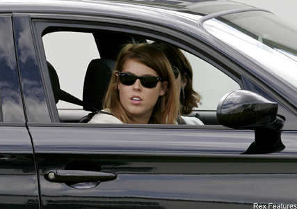 Princess Beatrice in
