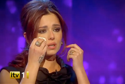 Cheryl Cole -SNEAK PEEK: Cheryl Cole