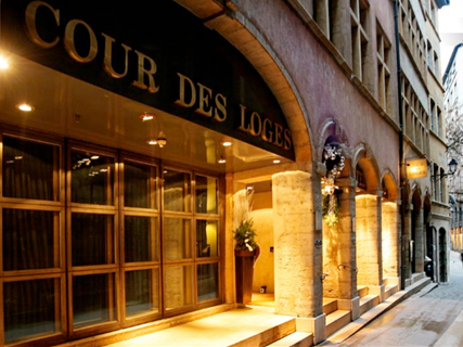 Cour des Loges, Lyon - hotel, travel, review, france, Marie Claire