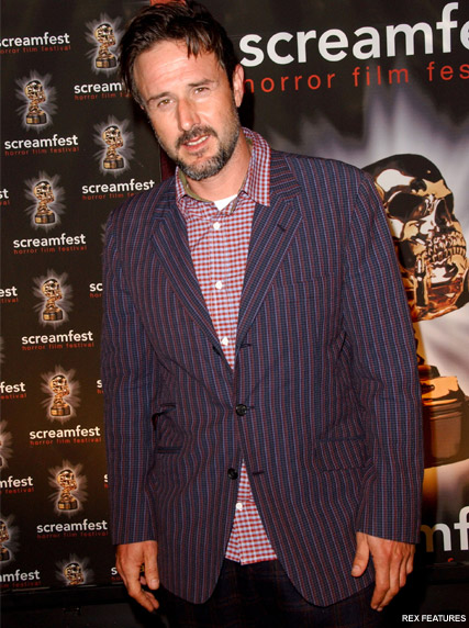 David Arquette - David Arquette admits affair in bizarre radio rant - Courteney Cox - Split - Affair - Celebrity News - Marie Claire