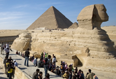 Sphinx and Pyramids in Egypt - Travel - City Guides