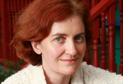 Emma Donoghue - author, writer, new, book, novel, Room, acclaim, award, nominated, winning, prize, features, news, Marie Claire