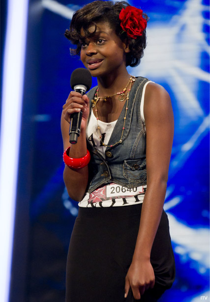 Gamu Nhengu - Thousands of X Factor fans join campaign backing axed Gamu Nhengu - X Factor - Celebrity News - Marie Claire