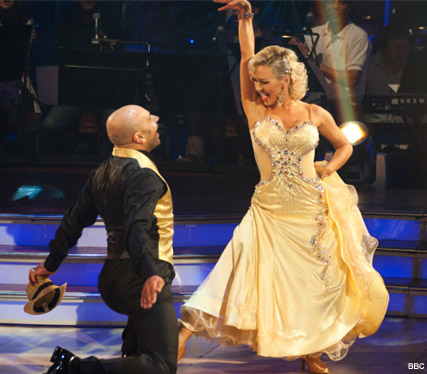 Goldie - Strictly Come Dancing - Strictly 2010 - Celebrity News - Marie Claire