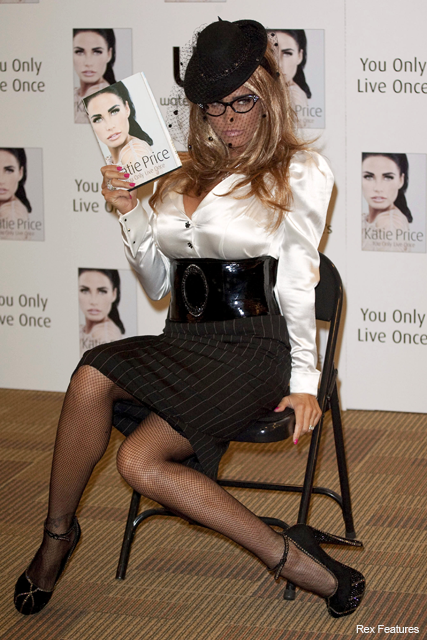 Katie Price S Serious Secretary Styling Love Or Hate