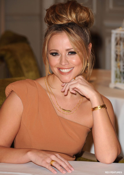 Kimberley Walsh - Kimberley Walsh launches jewellery line - Girls Aloud - Celebrity News - Marie Claire