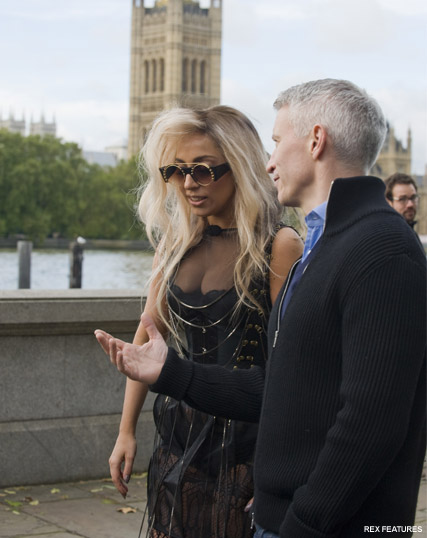 Lady Gaga  - PICS! Lady Gaga?s London Look - Celebrity News - Marie Claire