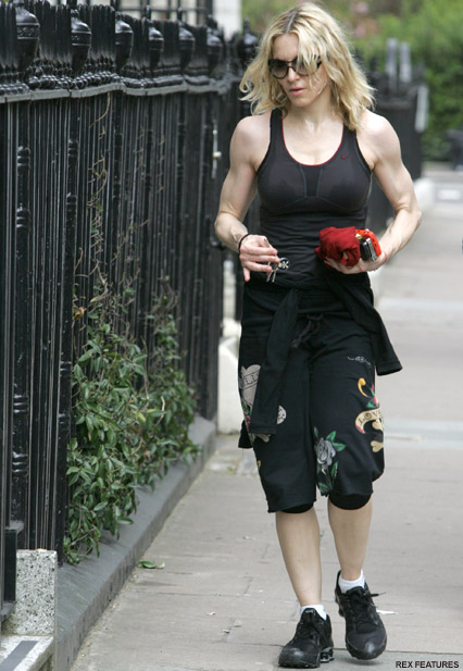 Madonna - Madonna to launch global gym chain - Celebrity news - Marie Claire