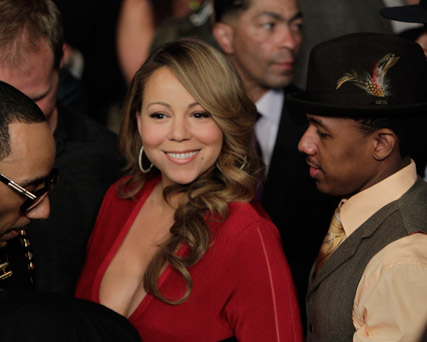 Mariah Carey and Nick Cannon - Mariah Carey pregnant? - Celebrity News - Marie Claire