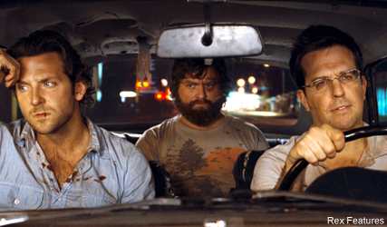 Mel Gibson to star in The Hangover 2