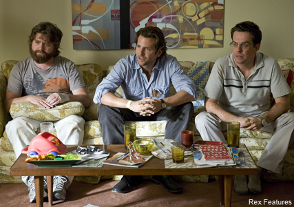Stars force director to ditch Mel Gibson from The Hangover sequel