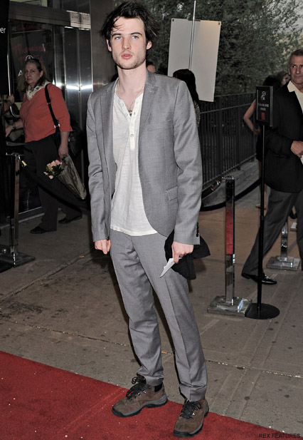 Tom Sturridge - Celebrity News - Marie Claire