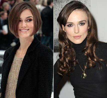 Keira Knightleys New Bob Hairstyle Love Or Hate