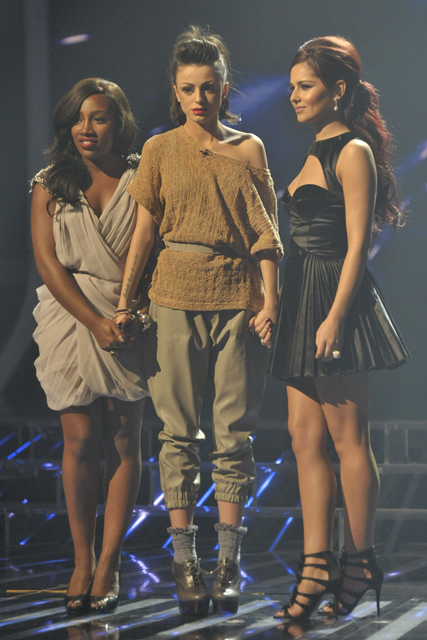 Treyc Cohen, Cher Lloyd and Cheryl Cole: Week two - X Factor 2010, live shows, fashion, style, judges, contestants, see. pics, weekend, week, round, finalists, news, Marie Claire