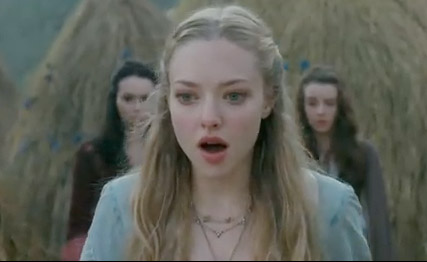 Amanda Seyfried - PICS! Amanda Seyfried?s raunchy red riding hood role - Red Riding Hood - Celebrity News - Marie Claire