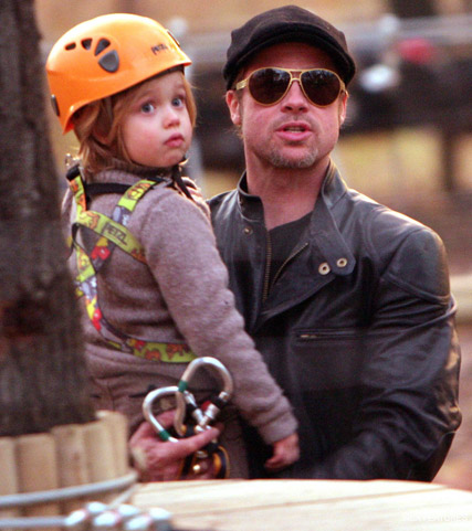 Brad Pitt and Angelina Jolie - PICS! Brad Pitt and Angelina Jolie