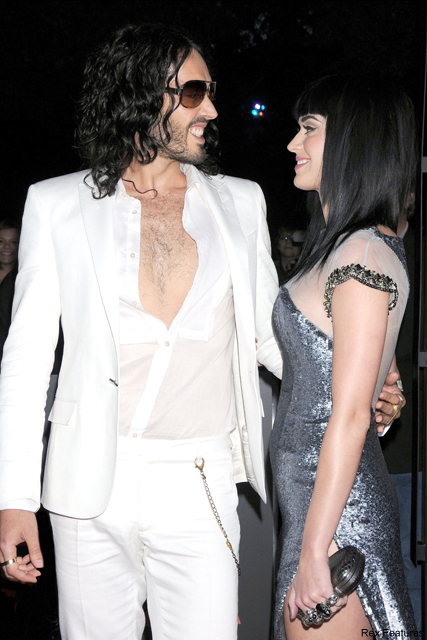 ?Under the thumb? Russell says his marriage to Katy is ?normal?