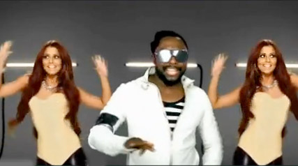 Cheryl Cole - FIRST LOOK! Cheryl Cole?s Will.i.am cameo - Check It Out - Cheryl Cole Will.i.am - Celebrity News - Marie Claire
