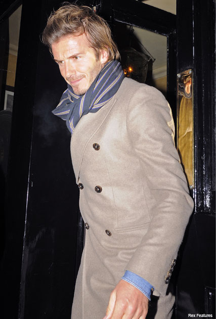 David Beckham - David Beckham facing fresh affair allegations - David Beckham Affair - Celebrity News - Marie Claire