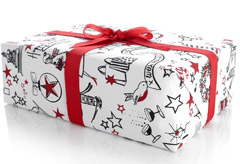 Lulu Guinness gift wrapping - Fashion Features news, Marie Claire