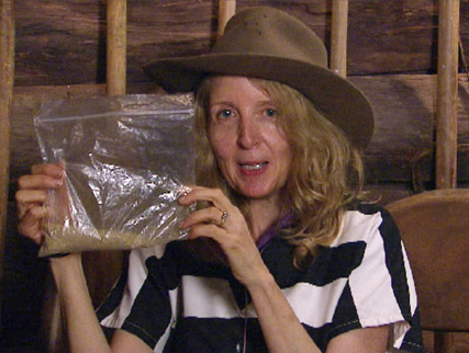 Gillian McKeith - Gillian McKeith admits smuggling food in her underwear - Gillian McKeith Pregnant  - I'm A Celebrity - Celebrity News - Marie Claire