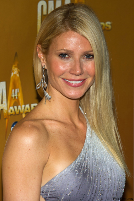 Gwyneth Paltrow got tips from Beyonce for her CMA performance